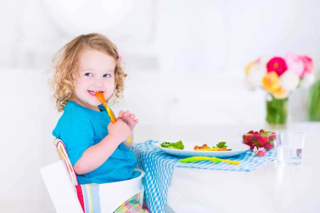 When Your Toddler Won't Eat: Battles Fought & Lessons ...