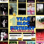 1 Year Blog Birthday Giveaway