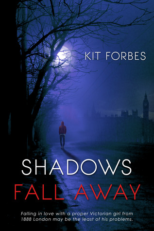 #Review – Shadows Fall Away by Kit Forbes Blog Tour