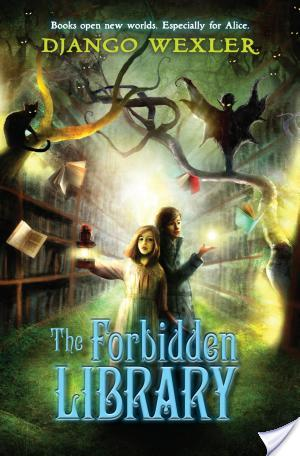 Not a Review of The Forbidden Library #MyTBRL