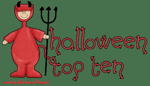 HalloweenTopTen