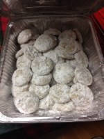 Russian Tea Cookies