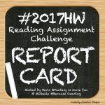 #2018HW Reading Assignment REPORT CARD ~ 1st Quarter