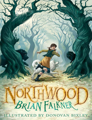 #Review ~ Northwood by Brian Falkner