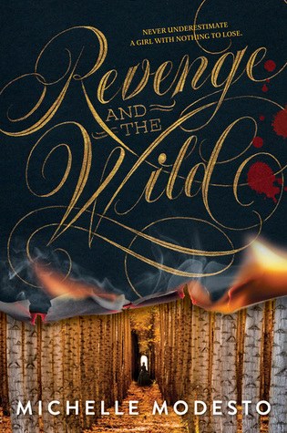 #Review ~ Revenge and the Wild by Michelle Modesto