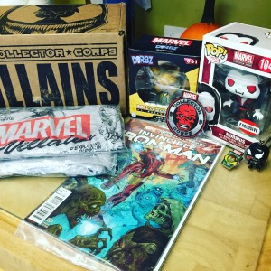 Got my first Marvel Collectors Corp box last week and I am loving it. Think I am going to cancel Loot Crate because for the money this one is WAY better.