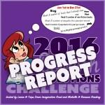 2016 #BookishResolutions PROGRESS REPORT ~ Month 2