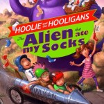 #Review ~ The Alien That Ate My Socks ( Hoolie and the Hooligans #1) by Brandon Dorman