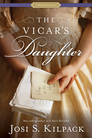 4 star #Review ~ The Vicar's Daughter by Josi S. Kilpack