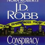 Conspiracy in Death #audioreview