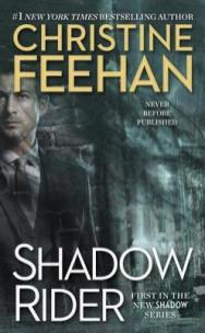 Shadow Rider book cover
