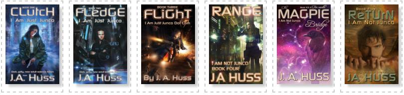 I-Am-Just-Junco books