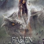 4 Stars #Review ~ Fallen Empire (Empire Of Dragons Chronicles #1) by K.N. Lee