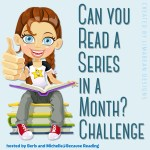 Can you read a series in a month? The series we picked.
