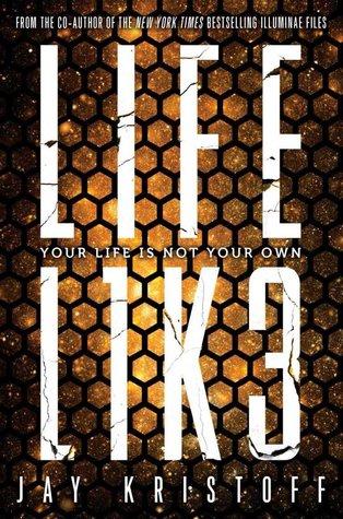 #Review ~ Lifel1k3 (Lifelike #1) by Jay Kristoff