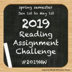 Spring Semester ~ Reading Assignment Registration #2019HW