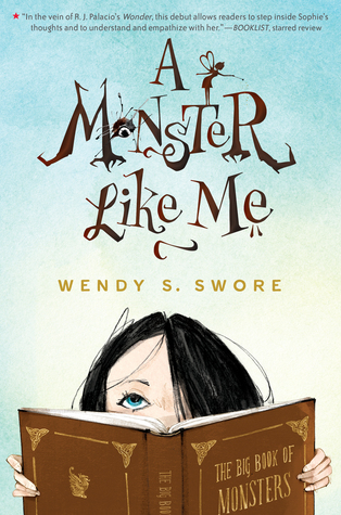 Check out sneak Peek inside the book! A Monster Like Me by Wendy S. Swore