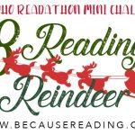 #HOHOHORAT Mini Challenge! 8 Reading Reindeer!