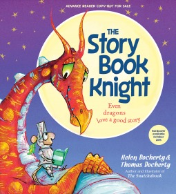 Books From Kinderland | Trouble, Dragons, and Knights