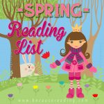 Michelle's Spring Reading List March 20th to June 20th #timetoread