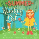 Michelle's Seasonal Reading List June 20th to Sept 22nd #timetoread