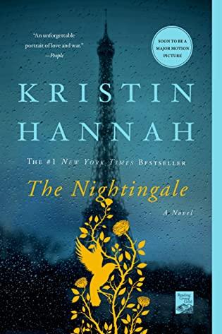 Berls Reviews The Nightingale #COYER #MyTBRL