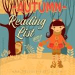 Michelle's Seasonal Reading List ~Fall September 22nd to Dec 21st #timetoread