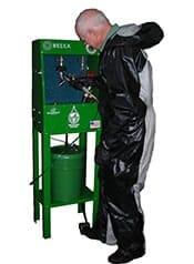 BECCA E50 Manual Flex Spray Gun Cleaner