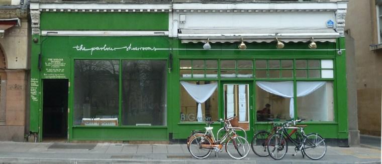 Parlour showroom Bristol