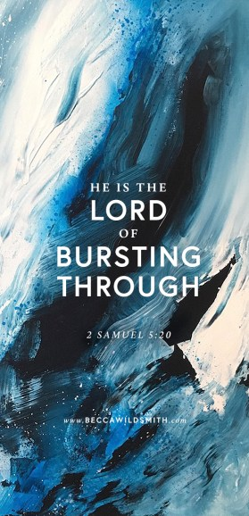 Image result for 2 samuel 5:20