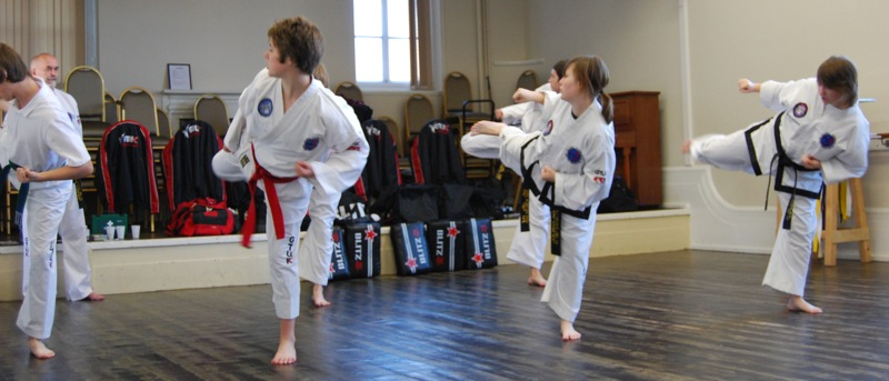 beccles-taekwondo-demo17