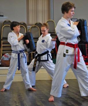 beccles-taekwondo-demo19