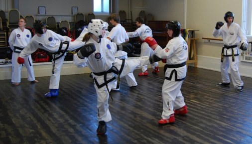 beccles-taekwondo-demo62