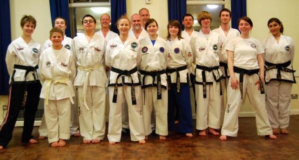 Beccles-Taekwondo1