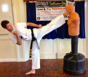 Beccles Taekwondo fun day02