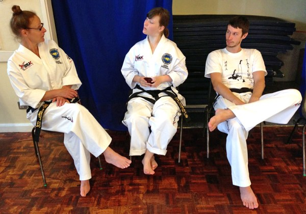 Beccles Taekwondo fun day19