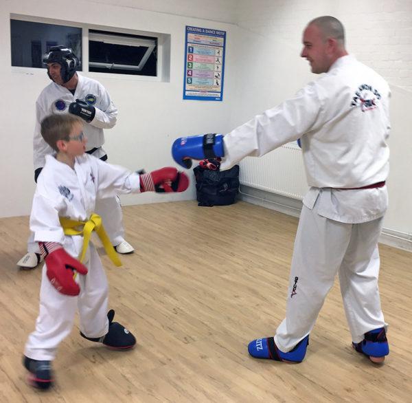 Learn Taekwondo