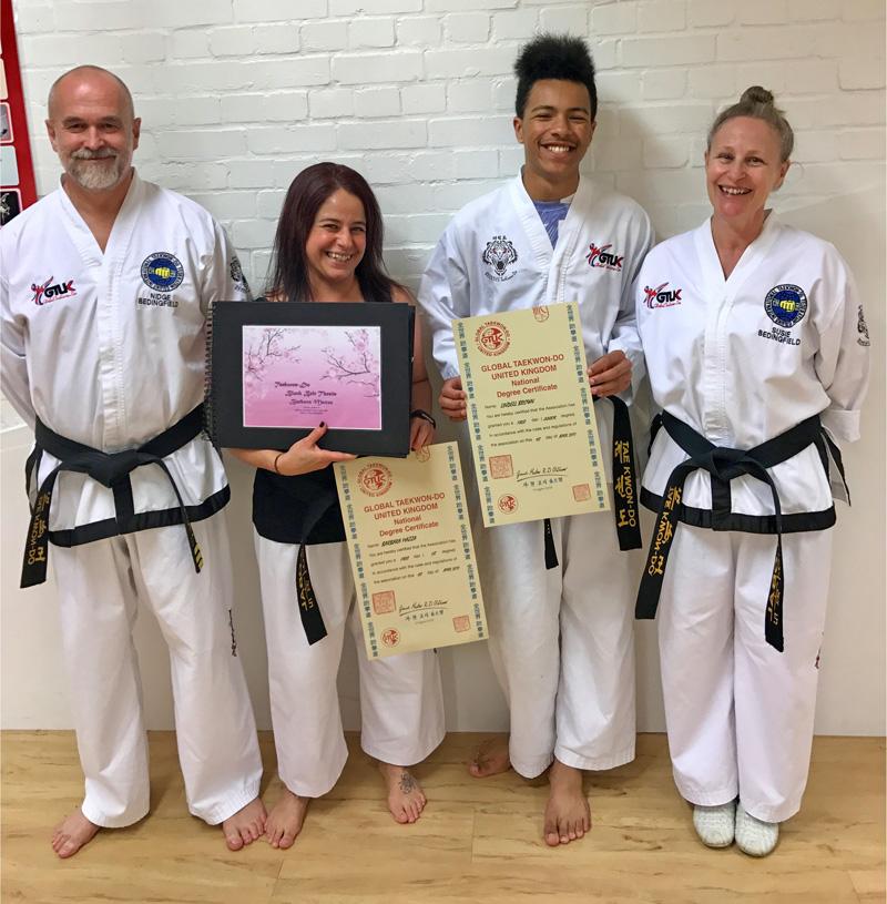 taekwondo sparring thesis
