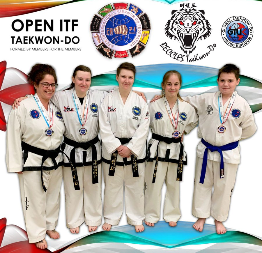 Beccles Taekwon-do International Squad