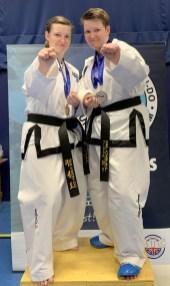 British Taekwondo Champions