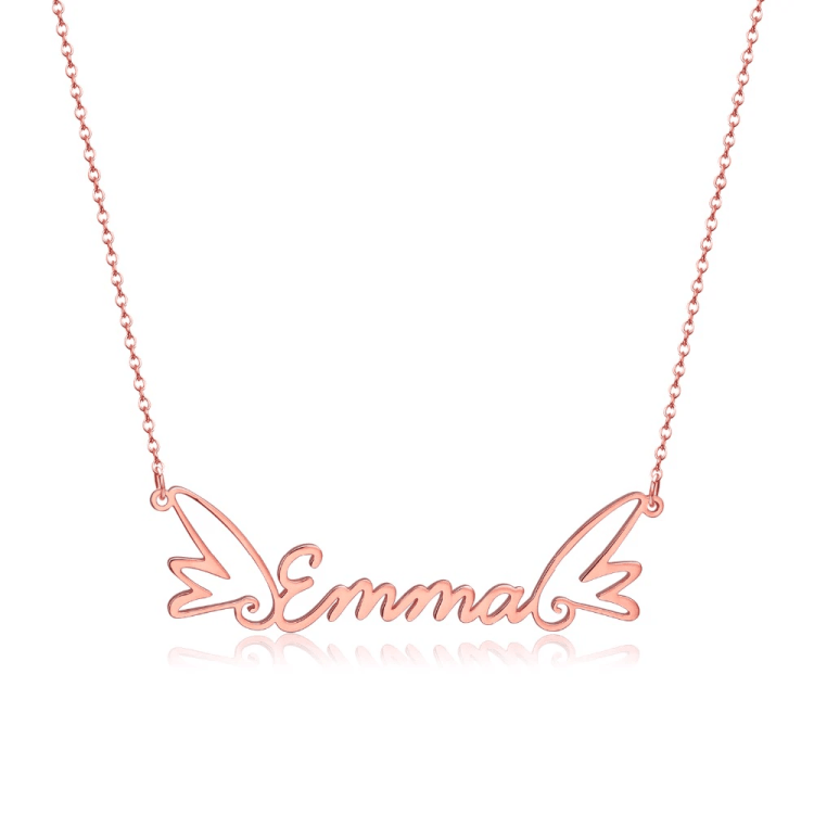 Personalized My Name Necklace For Ladies Casual Wear Name Jewelry Beautiful Necklace