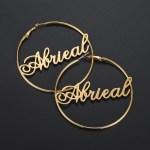 Best Hoop Earrings Designs for Her Women Daughter Sister Mother Wife