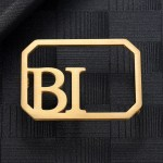 Gold Color Plated Custom Initials Belt Buckle From Beceff High Quality Belt Buckle With Letters Of My Choice With Or Without Plain Lychee Crocodile Belt Styles