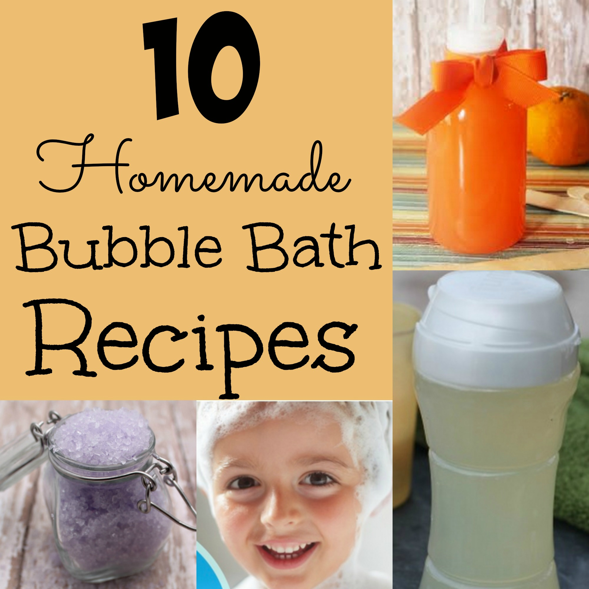 10 Homemade Bubble Bath Recipes Salts Bombs Paints and