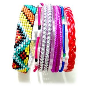 Hip Ibiza magneet multicolor