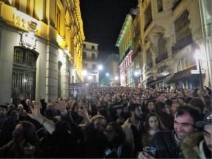 Silvesternacht in Porto