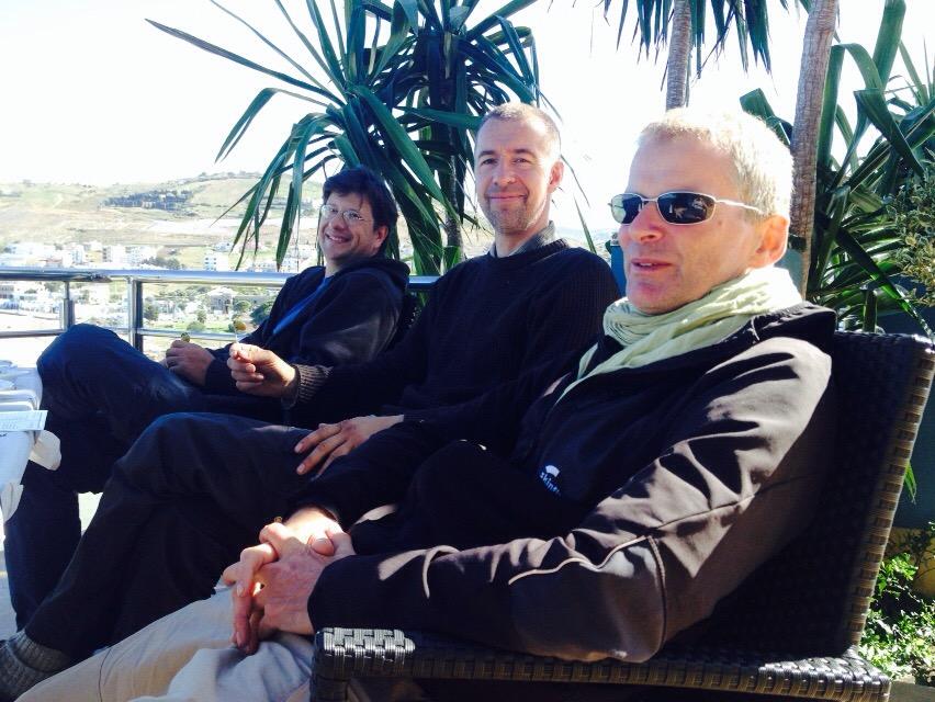 André, Holger, Oliver