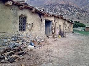 Unterkunft von Berber-Hirten