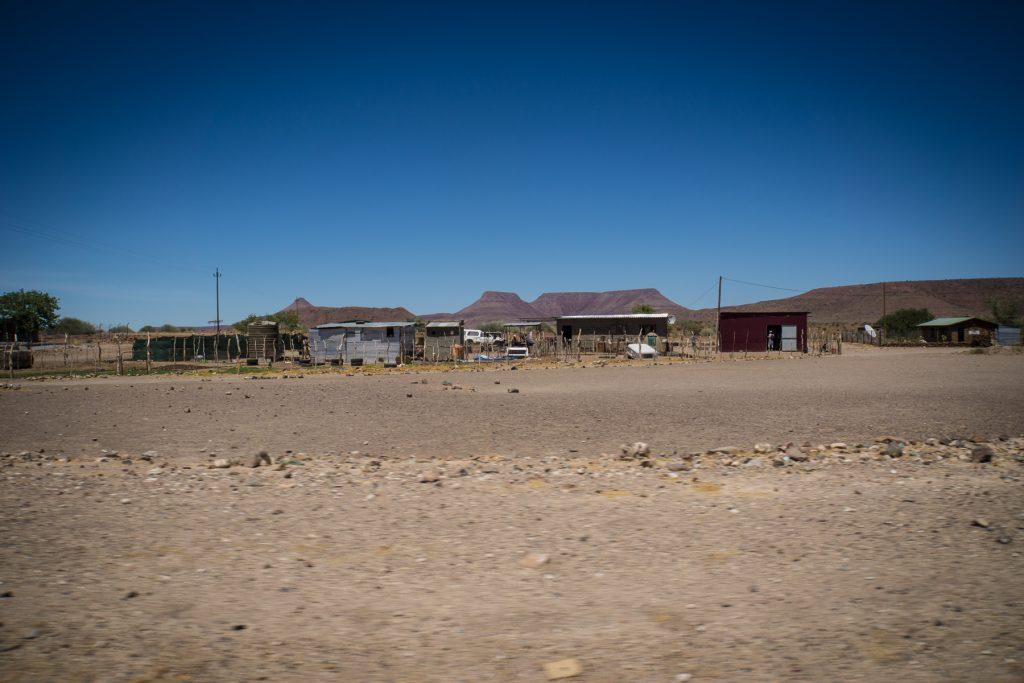Am Wegesrand: Hütten 2