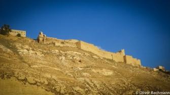 Das Fort der Stadt Al-Karnak